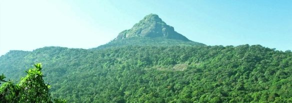Sripada also known as Adam's Peak