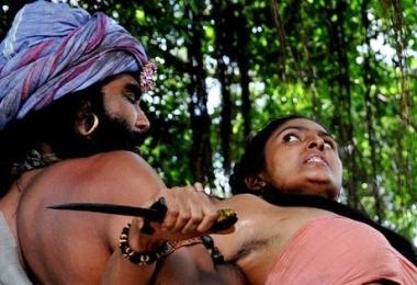 Vijaya and Kuveni