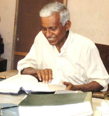 W. S. Karunatillake (late), Professor Emeritus of Linguistics at the University of Kelaniya, Sri Lanka.