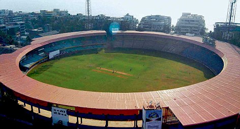 Mumbai's Wankhede Stadium (Source: dailymail.co.uk)