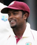 Narsingh Deonarine took the wicket of Sachin Tendulkar in his last and 200th Test Match.