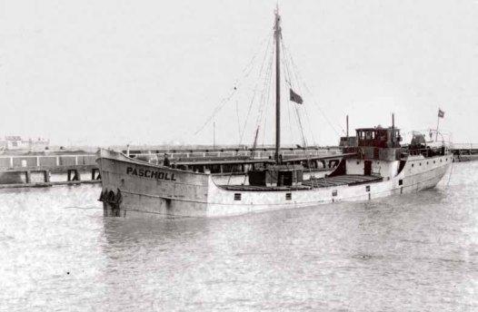 Pascholl, a Dutch schuyt