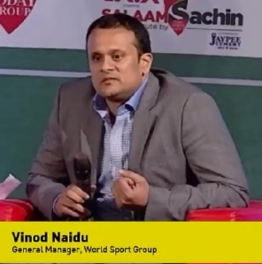 Vinod Naidu