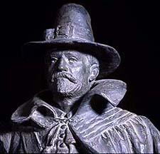William Bradford (Courtesy of Pilgrim Hall Museum)