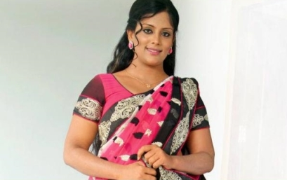 Actress Pooja will characterize Saritha S. Nair and bear the name Haritha S. Nair (Source: entertainment.oneindia.in)