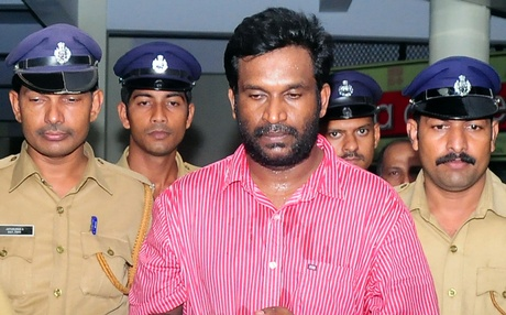 Biju Radhakishnan was arrested in Coimbatore June 17, 2013, for the murder of his wife Reshmi. (Express file photo)