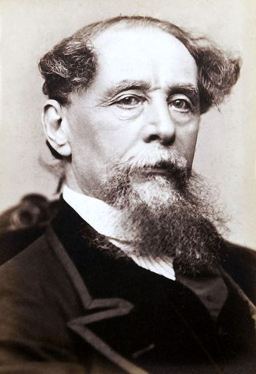 Charles Dickens (1812-1870) (Source: Jeremiah Gurney / Heritage Auction Gallery)