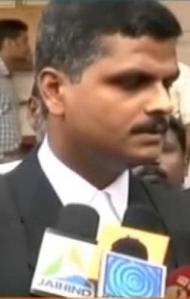 Jacob Mathews, the advocate of Biju Radhakrishnan.