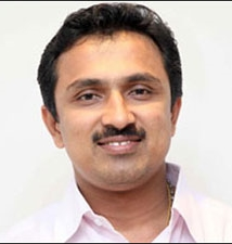 Jikkumon Jacob,  a personal staff of Kerala CM Oommen Chandy.