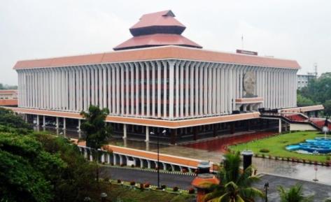 Kerala Legislative Assembly, Thiruvananthapuram. (Photo: C. Ratheesh Kumar)