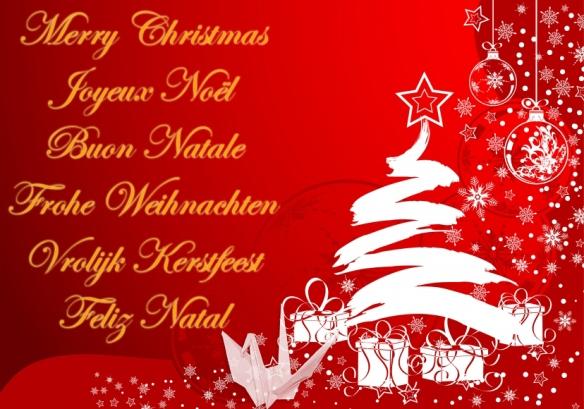 Merry Christmas, Joeyeux Noel