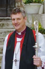 Reverend Mark Rylands, Suffragan Bishop of Shrewsbury