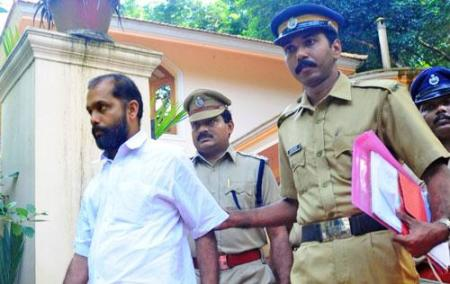 Tenny Joppan, a long-time aide and former personal staff member of Chief Minister Oommen Chandy was arrested on June28, 2013.
