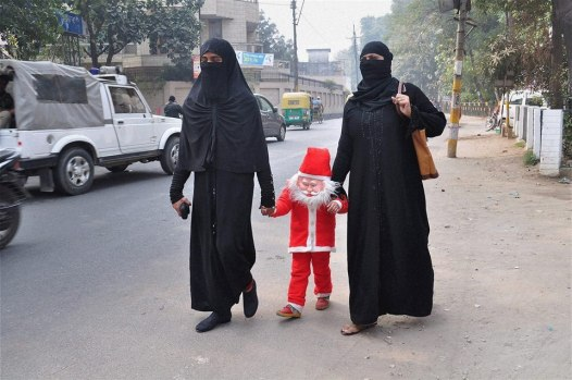 This is India - Merry Christmas!