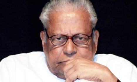 V.S. Achuthanandan, former Chief Minister of Kerala (Source: deccanchronicle.com)