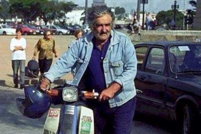 Jose Mujica, President of Uruguay -