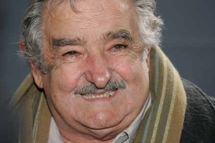 "José Alberto ""Pepe"" Mujica Cordano, President of Uruguay."