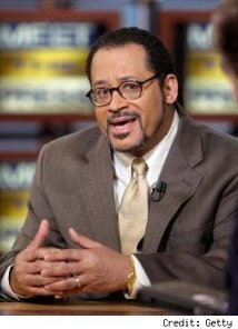 Michael Eric Dyson - American academic, author, and radio host.