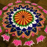 Pongal Kolam - 01