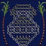 Pongal Kolam - 08