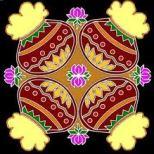 Pongal Kolam - 11