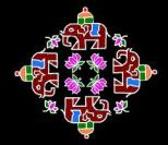 Pongal Kolam - 21