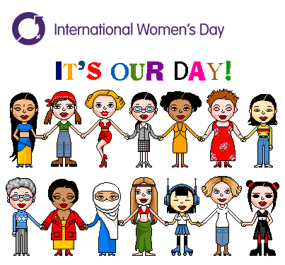 International Women's Day (Source: theobamacrat.com)