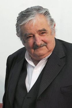 José Mujica - president of Uruguay