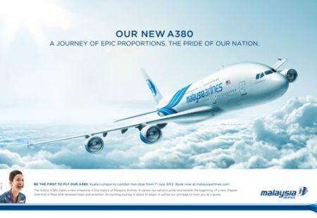 Malaysia Airlines Original ad - 1