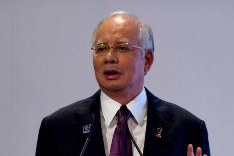 Najib Razak, Prime Minister of Malaysia. (Source: .abc.net.au)