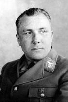 Martin Bormann - Hitler's private secretary