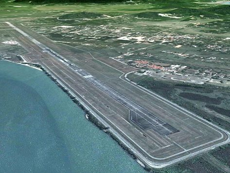 The Langkawi International Airport (Source: philly.com)