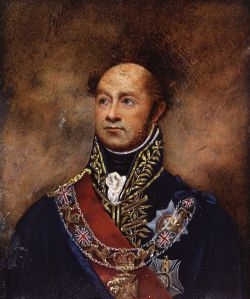 The Rt. Hon. Viscount William Carr Beresford (National Portrait Gallery, London.)