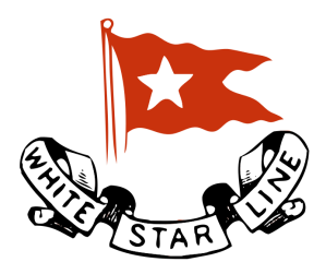 White Star Line vector logo