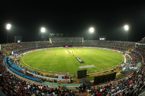 M. A. Chidambaram Stadium, Chennai (Photo by Ron Gaunt/IPL/SPORTZPICS)