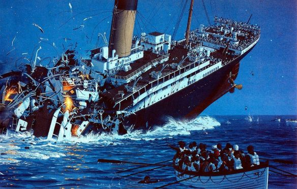 Sinking of RMS Titanic