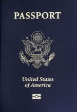 US contemporary biometric passport