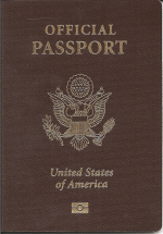 US official biometric passport