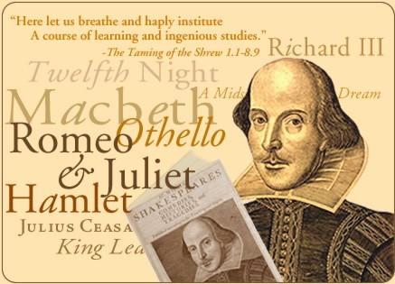 William Shakespeare (Source:  historicalwritings.wordpress.com)