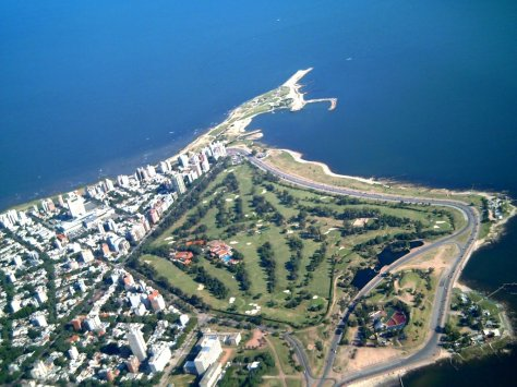 Aerial view of Punta Carretas (Source: panoramio.com)
