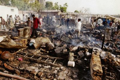 Gujarat riots (Source: frontline.in)
