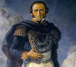 Juan Antonio Lavalleja (Source: biografiasyvidas.com)