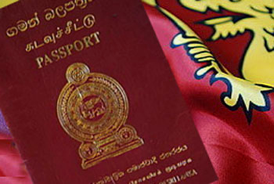 Sri Lanka Passport (Source:  elankanews.com)