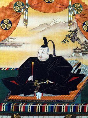 Tokugawa Ieyasu (January 31, 1543 – June 1, 1616), 1st Tokugawa shogun.