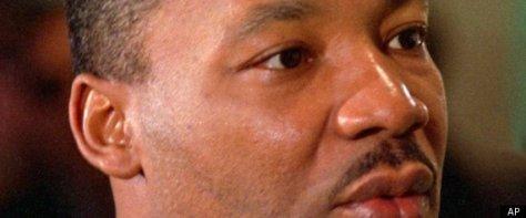 Dr. Martin Luther King Jr.  (AP)