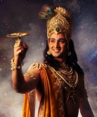 Intellectually smart like Lord Krishna
