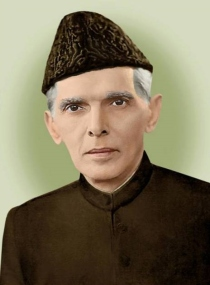 Mohamed Ali Jinnah, founder of Paksitan (Source: kufarooq3blog.wordpress.com)