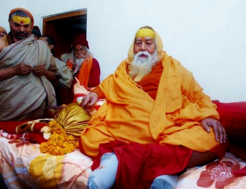Dwarka Shankaracharya Swaroopanand Saraswati (Source: indiatoday.intoday.in)