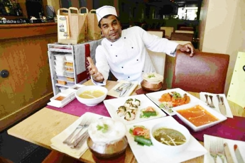 Mohammed Wahid owner and chef of Chilcha Restaurant in Montague Street, Worthing. (Source: m.theargus.co.uk)