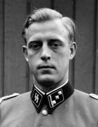 Otto Günsche, Hitler's SS personal adjutant